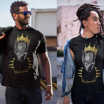 Notorious King of  Wakanda T-Shirt