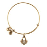 Key to my Heart Charm Bracelet | Alex and Ani