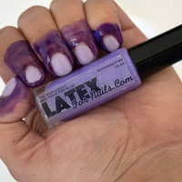 Latex For Nails - Ammonia Free Formula No smell, No mess - Liquid Latex Tape