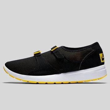 AUGUAU Nike Air Sock Racer OG Black Tour Yellow White