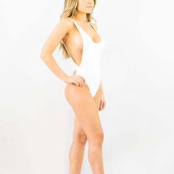 Forcefield One Piece White