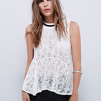 Free People Womens All Star Tank