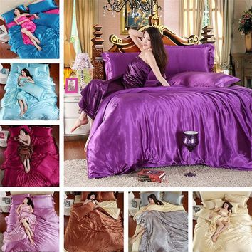 ac VLXC On Sale Comfortable Bedroom Home Hot Deal Bedding Bed Sheet Quilt Case [9393098700]