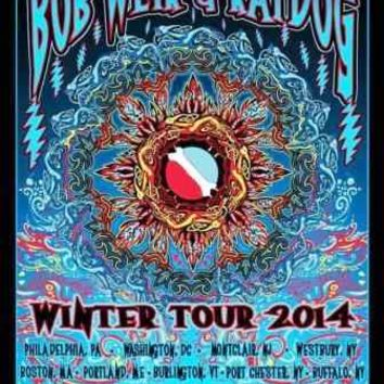 Ratdog - 2014 Winter Tour Poster