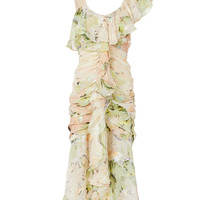 Oh Romeo Floral Midi Dress