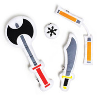 Pillow Fight Pillow Weapons