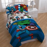 "Marvel® Comics ""Good Guys"" Sheet Set"