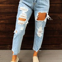 Turn It Up Jeans: Denim