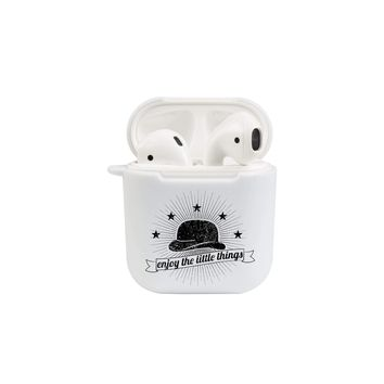 Soft TPU Airpod Protective Case - ENJOY THE LITTLE THINGS
