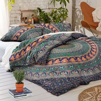 NEW Boho Hippie Eberlee Tapestry Full Duvet Cover SET
