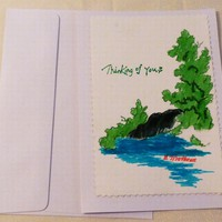 Thinking of You Greeting Card, 5
