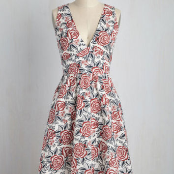 Play Your Smart Dress | Mod Retro Vintage Dresses | ModCloth.com