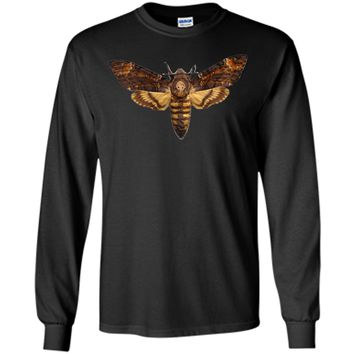Stunning Death Head Moth Tattoo 2017 T Shirt