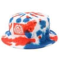 Milkcrate USA Tie Dye Bucket Hat