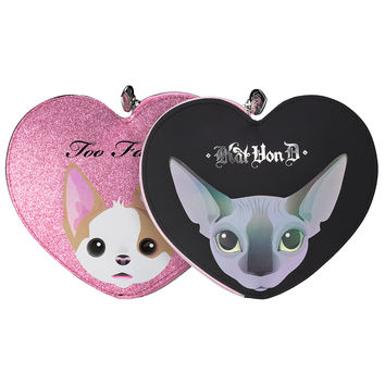 Sephora: Too Faced x Kat Von D : Better Together Cheek & Lip Makeup Bag Set : makeup-kits-makeup-sets