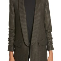 Veronica Beard Clay Shawl Lapel Boy Blazer | Nordstrom