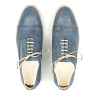 Maison Forte La Rochelle Brogued Oxford for Men - re-souL