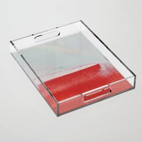 what remained Acrylic Tray by duckyb
