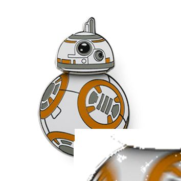 Star Wars BB-8 Pin