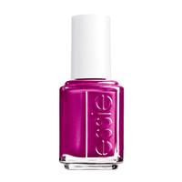 essie nail color, the lace is on