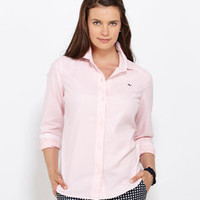 Shop Shirts for Women: Oxford Shirt for Women - Vineyard Vines