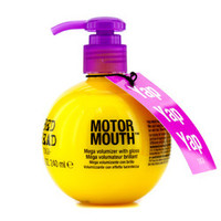 Bed Head Motor Mouth Mega Volumizer with Gloss 240ml/8oz