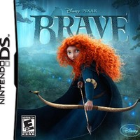 Disney Pixar Brave: The Video Game (Nintendo DS)