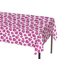 Spritz™ Table Cover Pink Gems 1 Count : Target