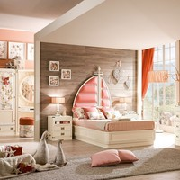 Solid wood bedroom set ARIEL by Caroti