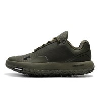 Under Armour Michelin UA Fat Tire Men Running Shoes Army Green