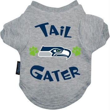 DCCKT9W Seattle Seahawks Tail Gater Tee Shirt