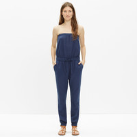 Kingston Cover-Up Jumpsuit in Solid