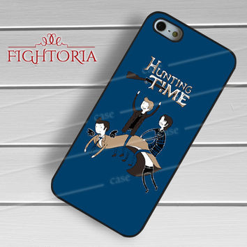 Supernatural Hunting Time -rdh for iPhone 6S case, iPhone 5s case, iPhone 6 case, iPhone 4S, Samsung S6 Edge