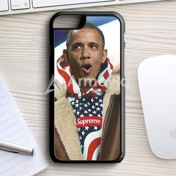 Supreme Obama iPhone 7 Case | armeyla.com