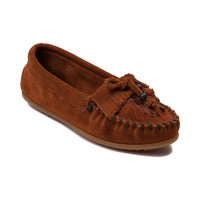 Womens Minnetonka Feather Moc Casual Shoe
