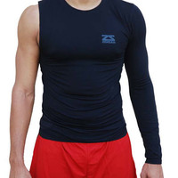 One Sleeve Shoulder Recovery Shirt Left Shoulder
