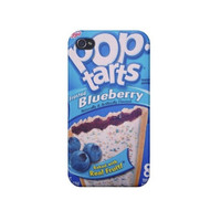 Blueberry pop tarts iPhone 4/4s/5 & iPod 4 Case