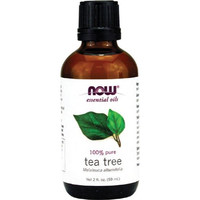 NOW Foods Tea Tree Essential Oil 2 oz