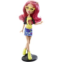 MONSTER HIGH® Geek Shriek™ Howleen Wolf™ Doll - Shop.Mattel.com