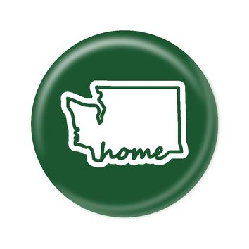 Washington Home Button Magnet
