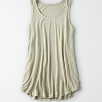 AE Soft & Sexy Scoop Neck Tank Top, Olive