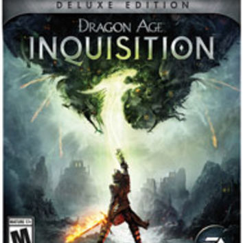 Dragon Age Inquisition Deluxe Edition for Xbox One | GameStop