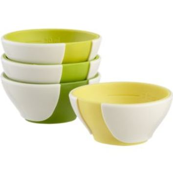 Mini Pinch & Pour Prep Bowls (Set of 4)