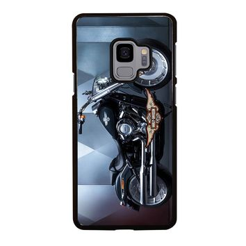 HARLEY DAVIDSON FATBOY Samsung Galaxy S4 S5 S6 S7 S8 S9 Edge Plus Note 3 4 5 8 Case Cover
