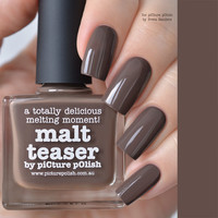 Picture Polish Malt Teaser Nail Polish