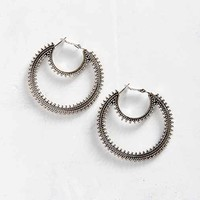 Bohemian Nights Hoop Earring