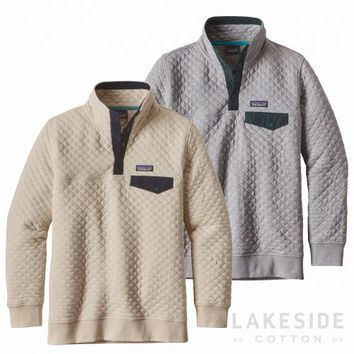 Women's Cotton Quilt Snap-T® Pullover | Lakeside Cotton