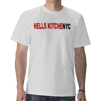 New York City Hells Kitchen T-Shirts from Zazzle.com