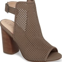 Sole Society Bombay Perforated Sandal (Women) | Nordstrom