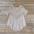 Feather Grass Tunic